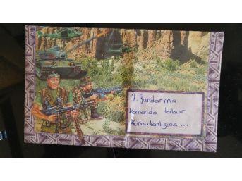 Öğrenciden Askere Duygulandıran Mektup