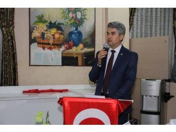 Sağlık-sen Bayburt Şube Başkanı Fikret Lökoğlu'ndan Anneler Günü Mesajı
