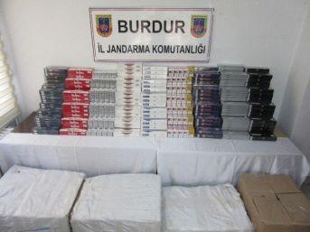 Burdur 'da Bir Ayda 229 Şüpheli Gözaltına Alındı
