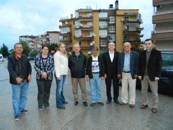 Bursa'dan Yazıcıoğlu'nun Helikopter Kazasında Öldüğü Keş Dağına Yürüyecek