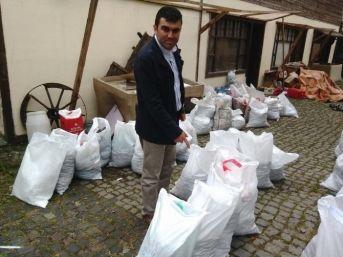 Atık Pil Toplama Projesine Yoğun İlgi