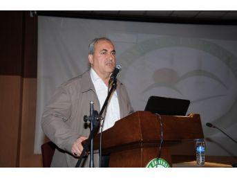 """Iğdır'da """"rusya'da İslami Hizmetler"""" Konulu Konferans"""