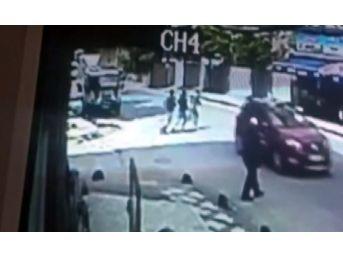 (özel Haber) Sultanbeyli'de Dehşete Düşüren Kaza Kamerada