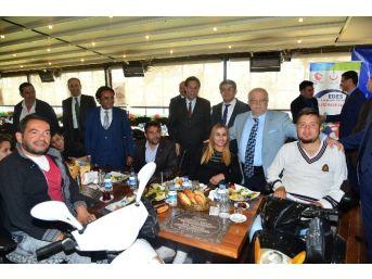 Kırşehir'in Engelli Haritası Ve Eğitim Projesi Sona Erdi