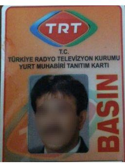 Trt'nin Adını Kullanarak Pdy/soruşturmasında Bilgi İsteyen Kişi Serbest Kaldı