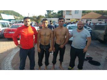 İzmit Belediyespor Antalya Kumluca'dan Madalya İle Döndü