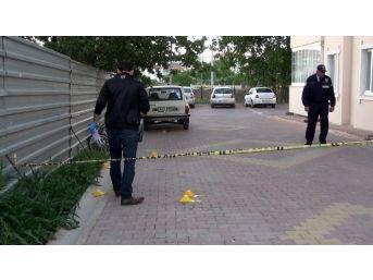 Konya'da Silahlı Saldırı: 1 Yaralı