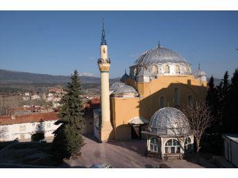 Domaniç Sultan Alaaddin Camii'ne Restorasyon
