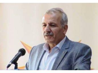 Mustafa Şahin, Arapgir İlçe Danışma Kurulu Toplantısına Katıldı