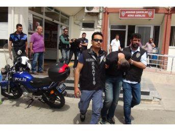 Mersin'de Hırsızlık Operasyonu