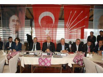 """Chp'li Durmaz Ve Şahin'den """"turhal Şeker Fabrikası"""" Açıklaması"""