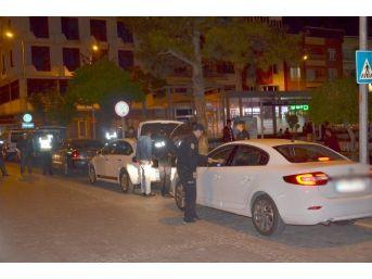 Uşak'ta Huzur Operasyonlarında 58 Kişi Tutuklandı