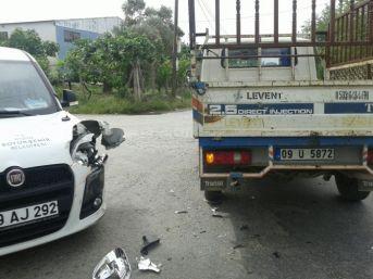 Görünmez Kaza Ucuz Atlatıldı