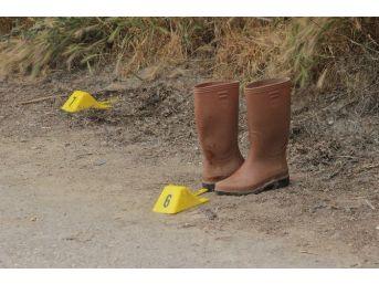 Bahçede Çalışırken Alkollü Şahıs Tarafından Vuruldu