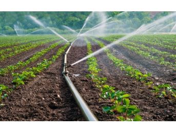 Tarımsal Sulamaya Yüzde 50 Hibe Desteği