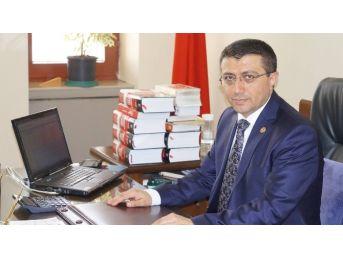 Bölge Adliyeler Daire Başkanlığı'na Atanan Orhan Kızıltaş, Görevine Başladı