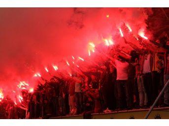 Eskişehir Atatürk Stadyumu'nda Son Antrenman