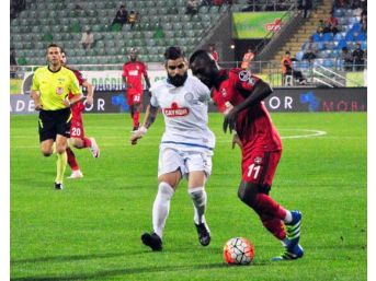 Gaziantepspor Umudunu Son Maça Taşıdı