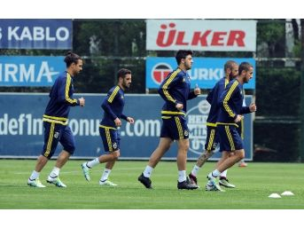 Fenerbahçe, Gençlerbirliği Hazırlıklarına Başladı
