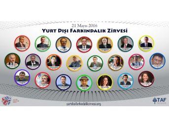 """""""sınır Tanımayan Bilim İnsanları"""" Yfz2016'da Bir Araya Gelecek"""