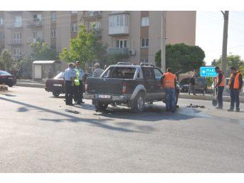 Muğla'da Trafik Kazası: 1 Ağır Yaralı