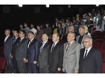 Gürün'de 'bilinmeyen Yönleriyle Cumhuriyet Ve Atatürk' Paneli Düzenlendi