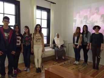 Genç Ressamlar Cumhuriyet Aşkını Selanik'te Yaşadılar