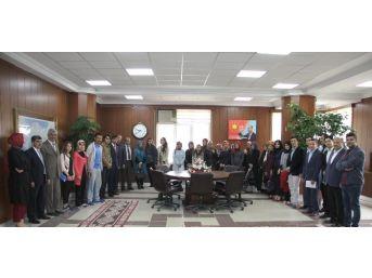 Aday Öğretmenlere Sorgun Belediyesi Tanıtıldı