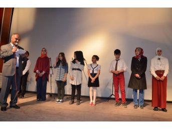 Sorgun'da Ufka Yolculuk Hadis Yarışması Ödülleri Sahiplerini Buldu