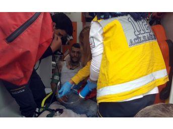 Alaplı Taş Öğütme Tesisinde İş Kazası: 1 Yaralı