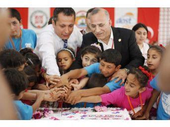 11. Dosteller Çocuk Şenliği, 260 Minik Yüreğe Çocukluğunu Hatırlattı
