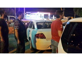 Şüpheli Otomobil Polisi Harekete Geçirdi