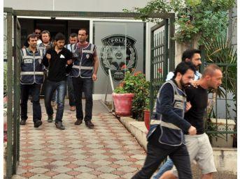 Antalya'da Hırsız Operasyonu