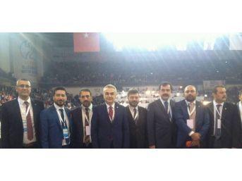Ak Parti Yeni Yönetiminde Savaş Mkyk'da, Erdem Etik Kurulunda