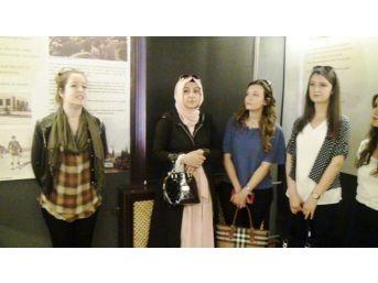Aday Öğretmenler Havran'ı Ziyaret Etti