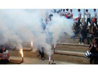 Edremit'te 19 Mayıs Meşalesi