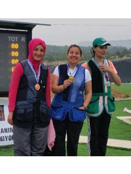 Büyükşehirli Atıcılar Türkiye Şampiyonu