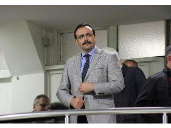 Başkan Şavluk'tan Koray Palaz Açıklaması