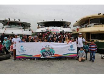 Başakşehir Belediyesi'nden İlçe Sakinlerine Tekne Gezisi