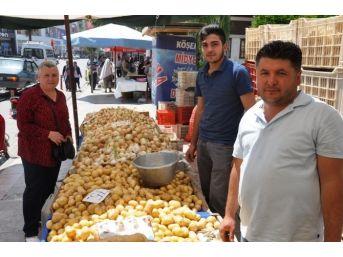 Patates Fiyatları Dibe Vurdu, Üretici İsyanda