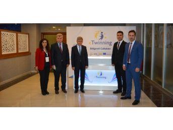 Kırıkkale'de 'etwinning Bölgesel Çalıştayı'