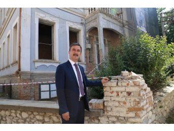 """Başkan Şirin: """"müzeler Haftası Kutlu Olsun"""""""