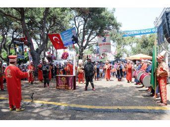 Erdemli'de 27. Türkmen Şöleni