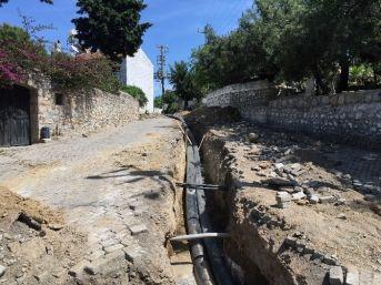 Reşadiye'nin İçme Suyu Hattı Yenilendi