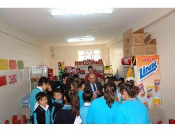 Öğrencilere Gıda Güvenilirliği Ve Hijyeni Eğitimi Verildi