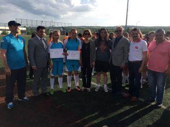 Bayanlar Arası Futbol Turnuvası