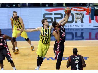 Uşak Sportif, Fenerbahçe Karşısında