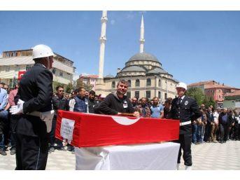 Yozgatlı Şehit Polis Mücahit Erbaş Son Yolculuğuna Uğurlandı