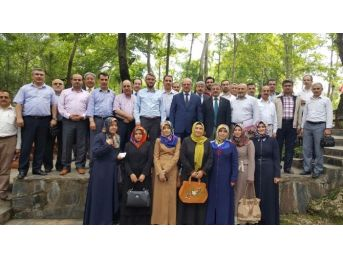 Adana İlçe Müftüleri Kozan'da Buluştu