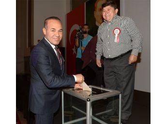 Sözlü, Çukurova Belediyeler Birliği'nin Yeni Başkanı